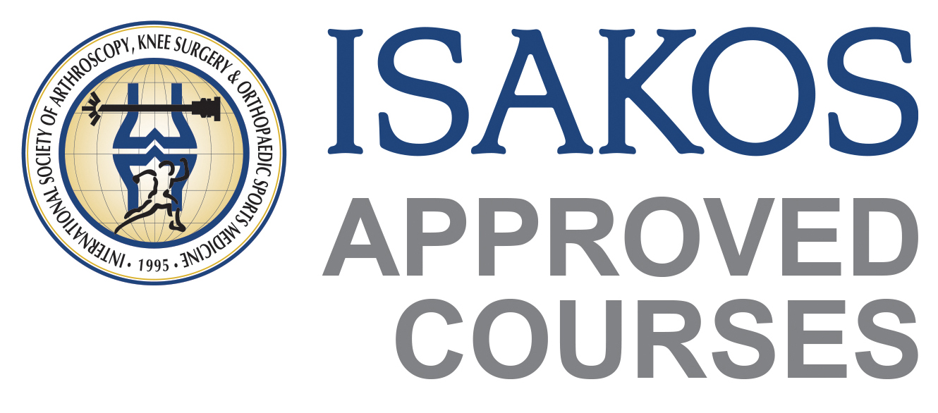 ISAKOS Approved Courses