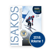 ISAKOS Newsletter 2018 Volume I