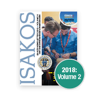 ISAKOS Newsletter 2018 Volume II