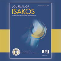 Journal of ISAKOS